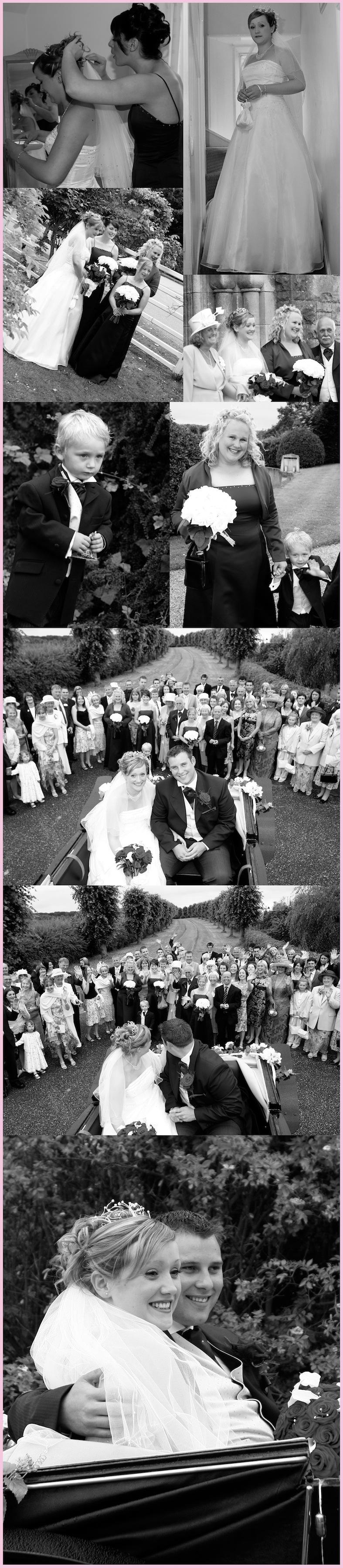 Wedding B&W