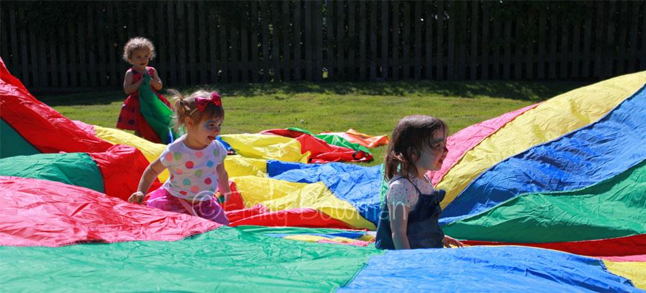 Parachute-Run