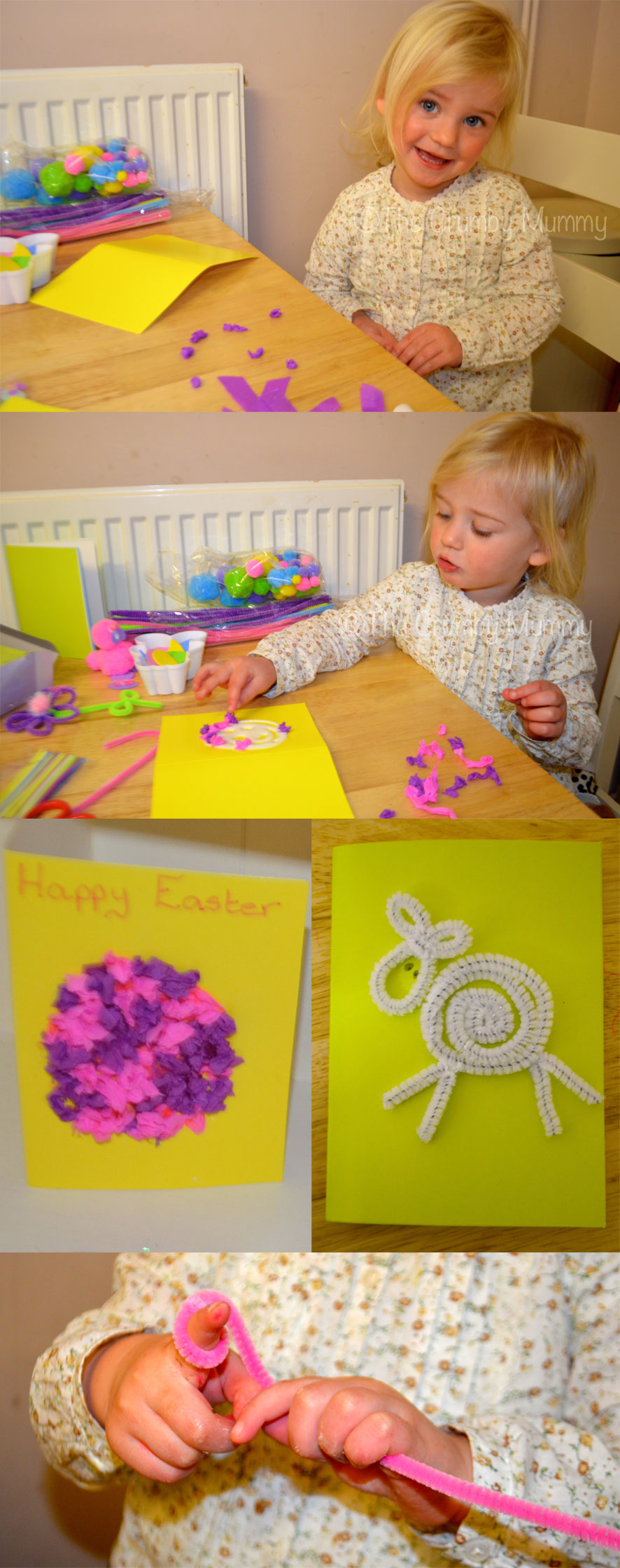 Making-Easter-Cards
