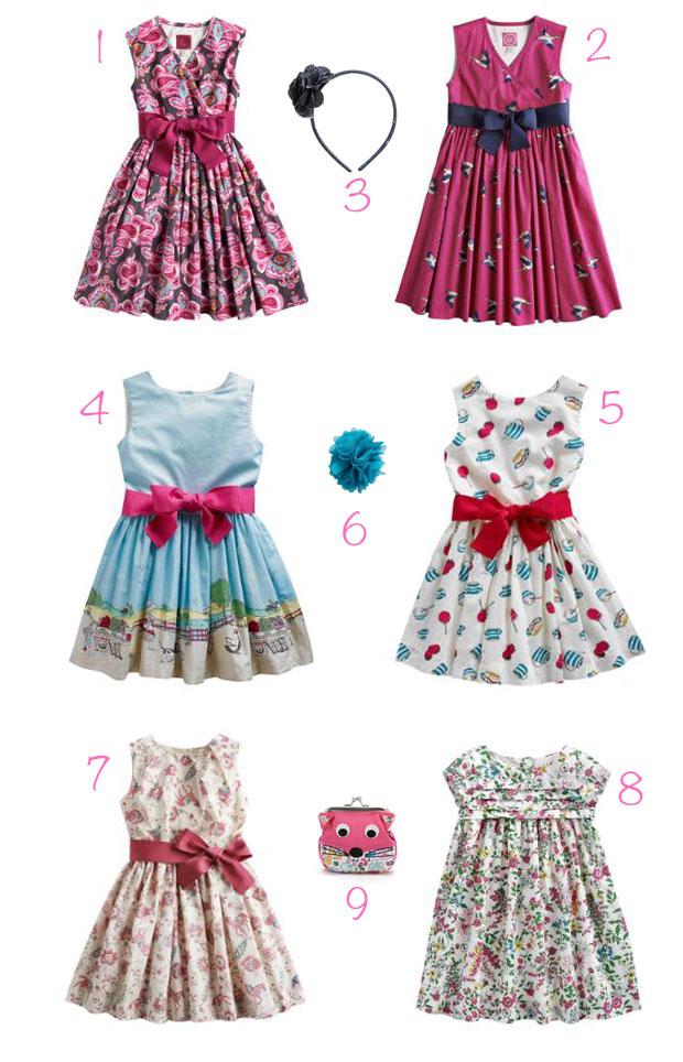 Joules-Dresses