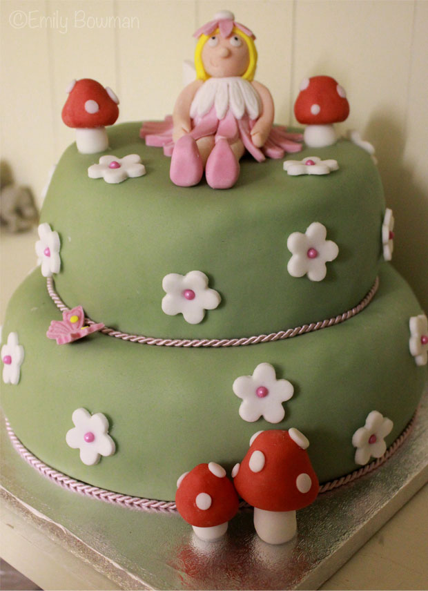 Fairy Cake & Cupcakes