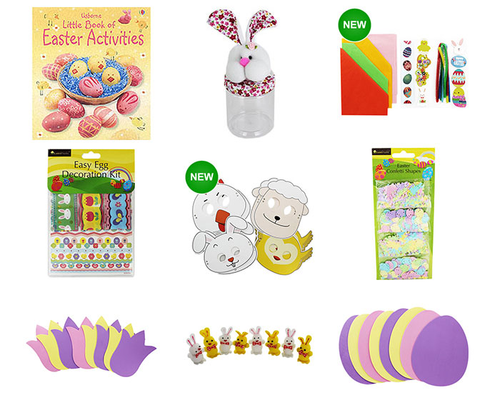 Easter Craft Ideas & Easter Fun