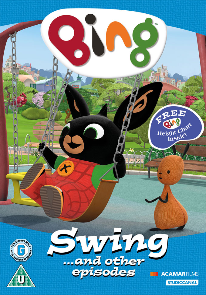 Bing DVD Review & Giveaway