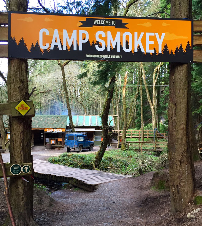 Camp Smokey