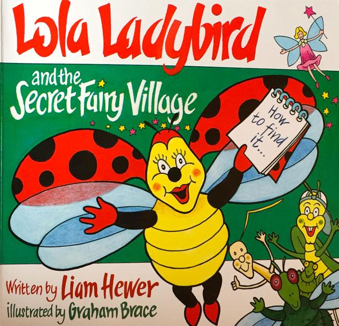 Lola-Ladybird-book