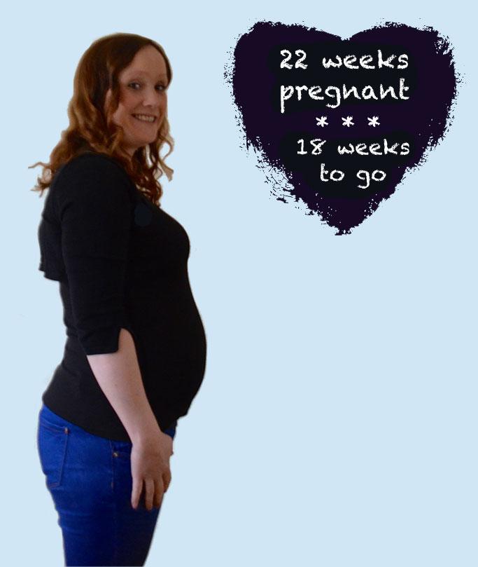Pregnancy Diaries - 22 Weeks