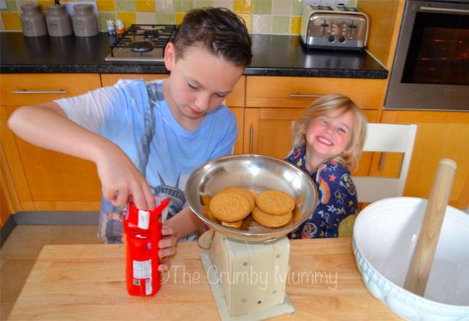 Cousins-Baking