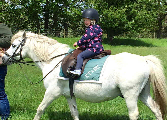 Pony-Trekking-For-Children