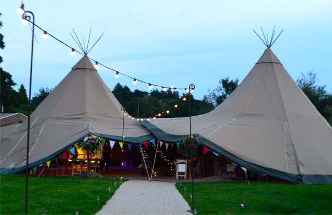 Wedding-Teepees