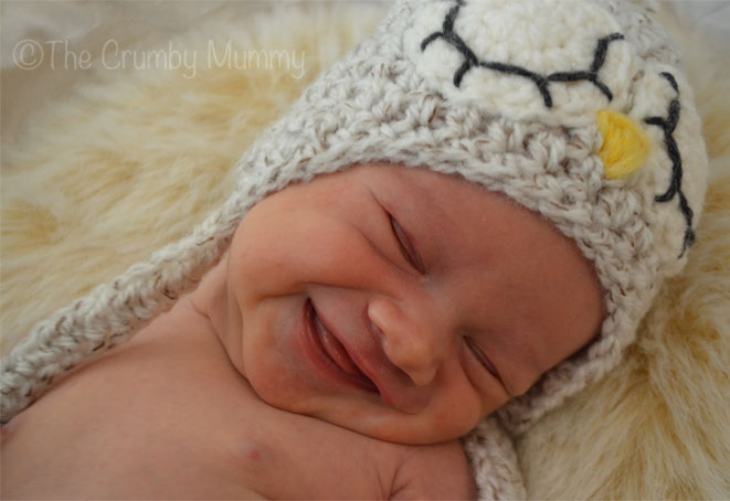 Share A Smile - Newborn Photography