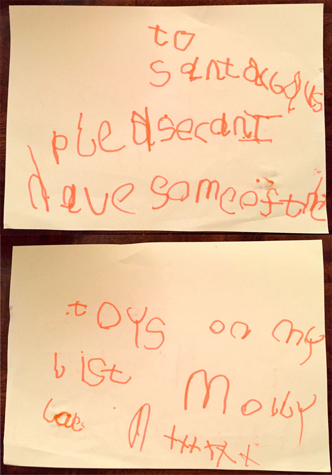 A-4-Year-Old's-Letter-To-Santa