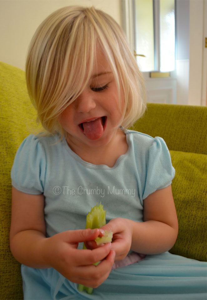 Celery-Tasting