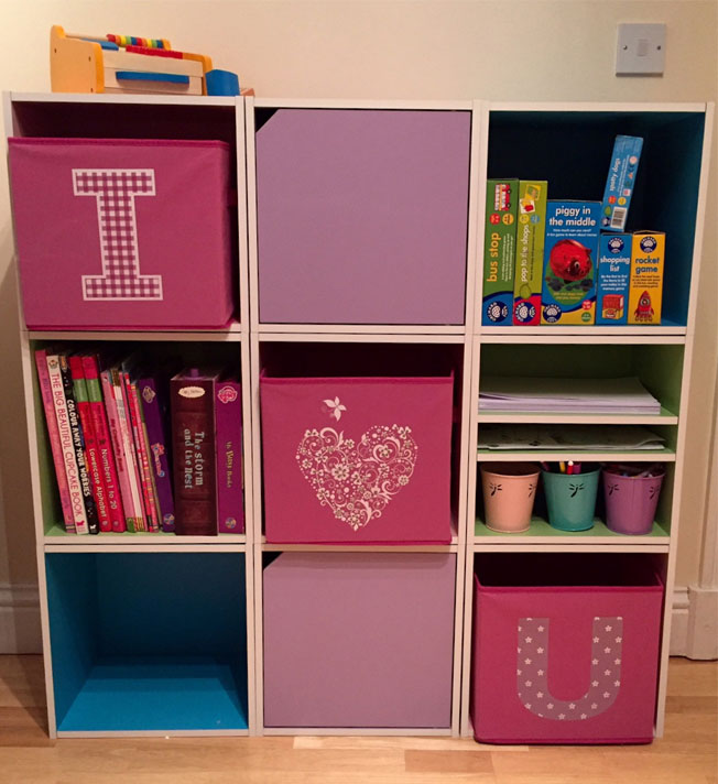 playroom storage ideas