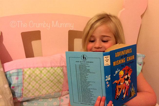 reading for fun