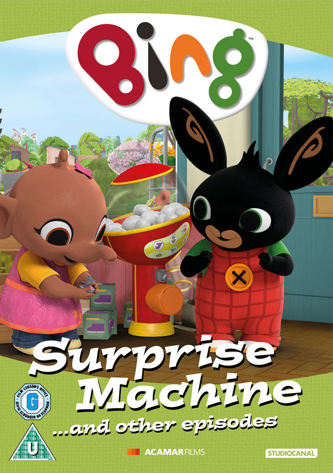 Bing Surprise Machine Giveaway