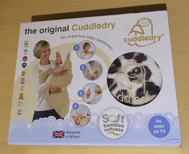 cuddledry apron towel review