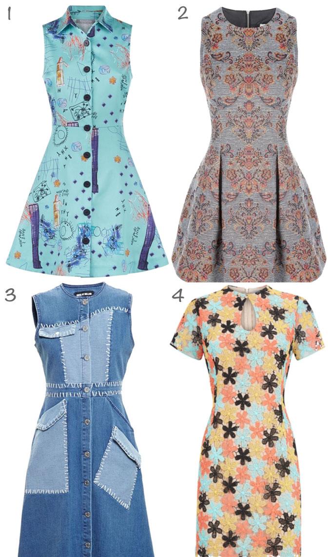 Summer Wardrobe Wish List
