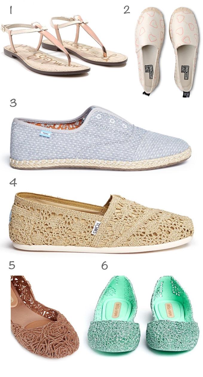 summer shoes wish list