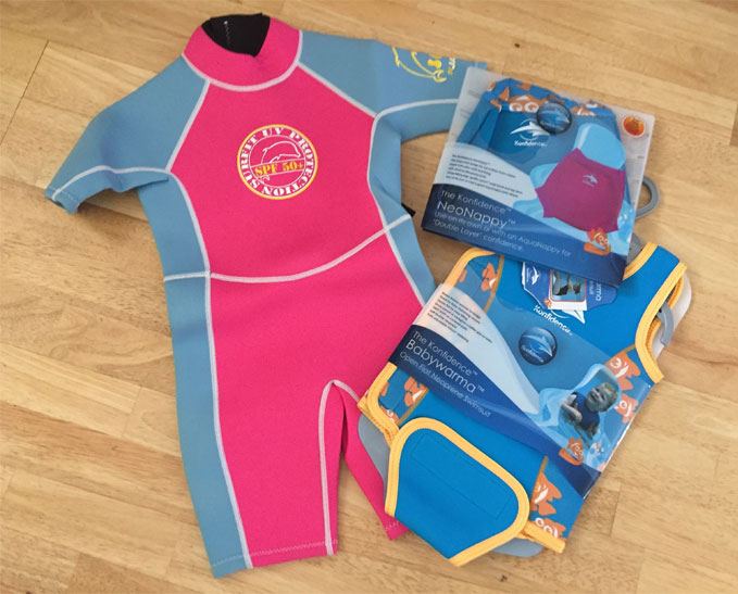 wetsuits for babies and children
