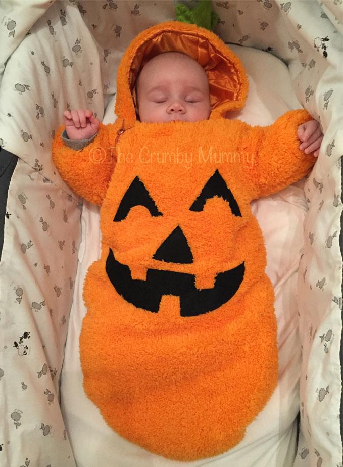 baby halloween warm costume