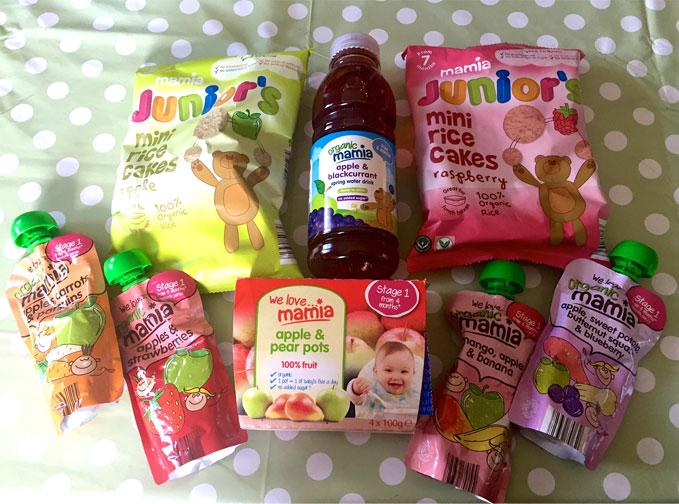 aldi baby food range