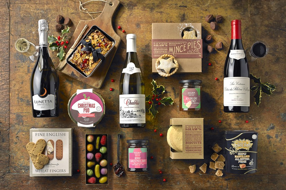 Win A Luxury Christmas Hamper