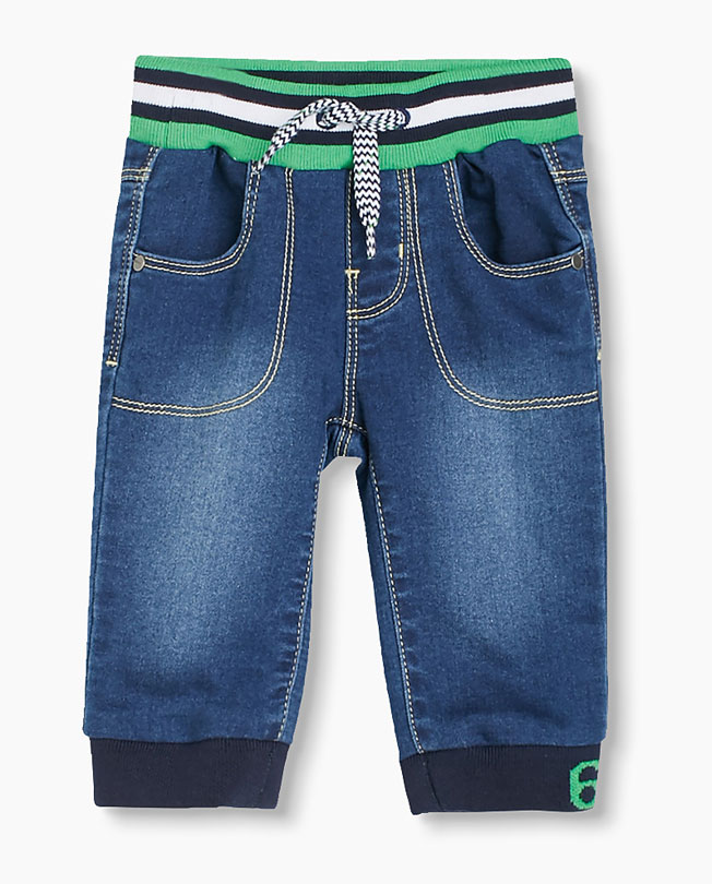 boys retro style jeans