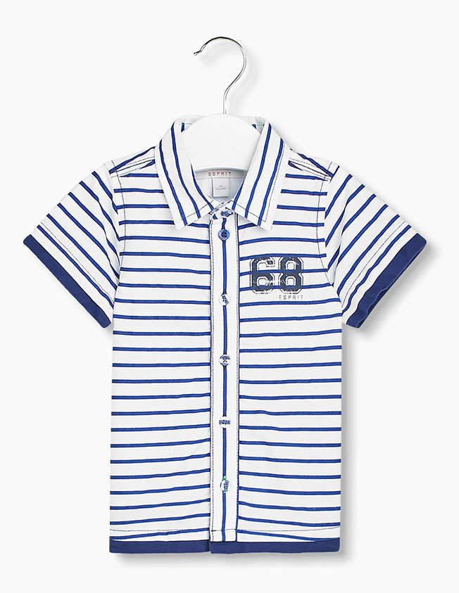 boys retro number shirt