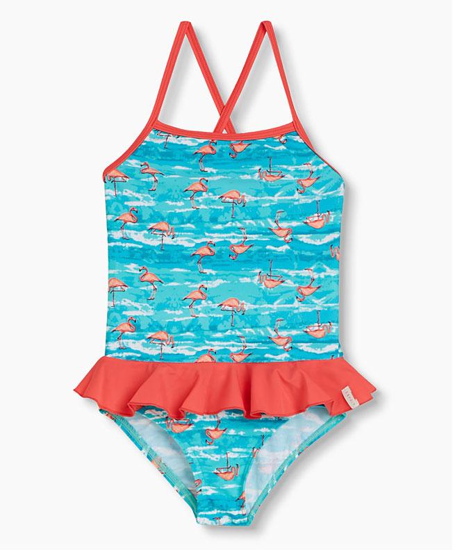 cute girls swimming costume