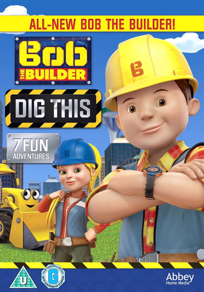 bob the builder new dvd