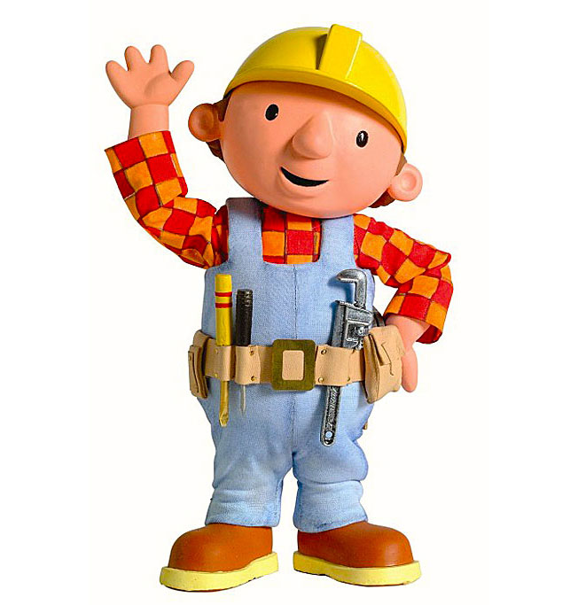 old school bob the builder