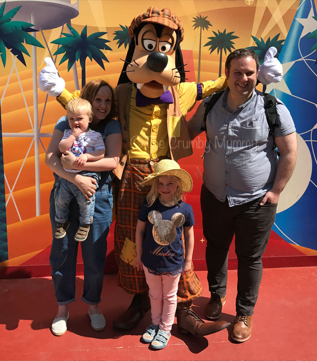 family fun at disney
