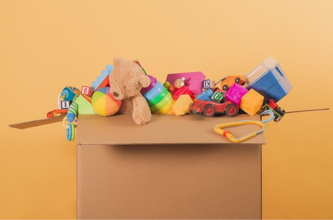 Could Self-Storage help solve your clutter woes?