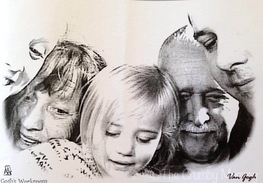 Me & Mine - A Family Portrait Project