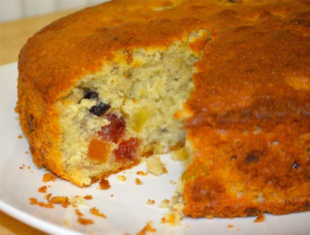 Antiguan Fruit Cake