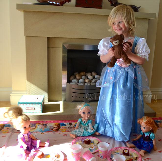 A Princess Tea Party