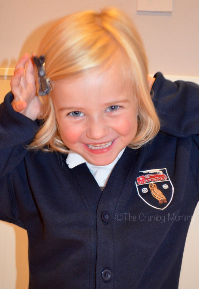 Share A Smile - Starting School