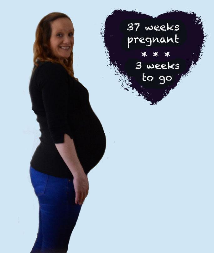 Pregnancy Diaries - 37 Weeks