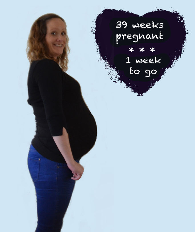 Pregnancy Diaries - 39 Weeks