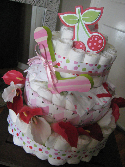 Where to Buy Nappy Cakes for Your Baby Shower