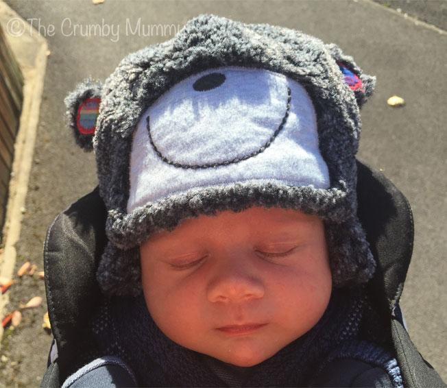 The Wonders Of Baby Wearing