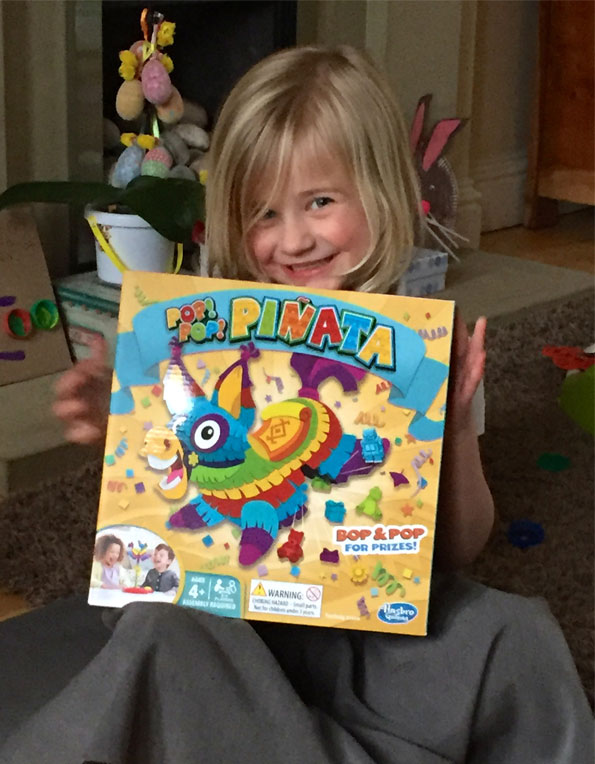 pop pop piñata review