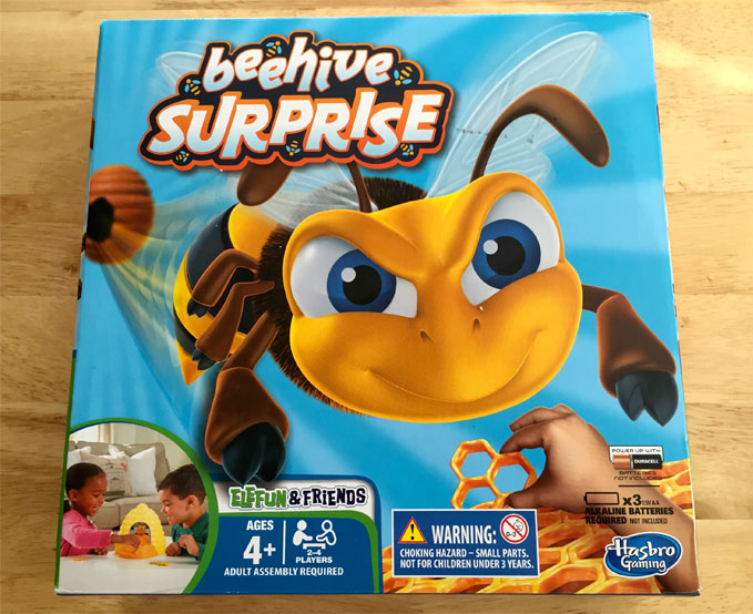 Beehive Surprise Review