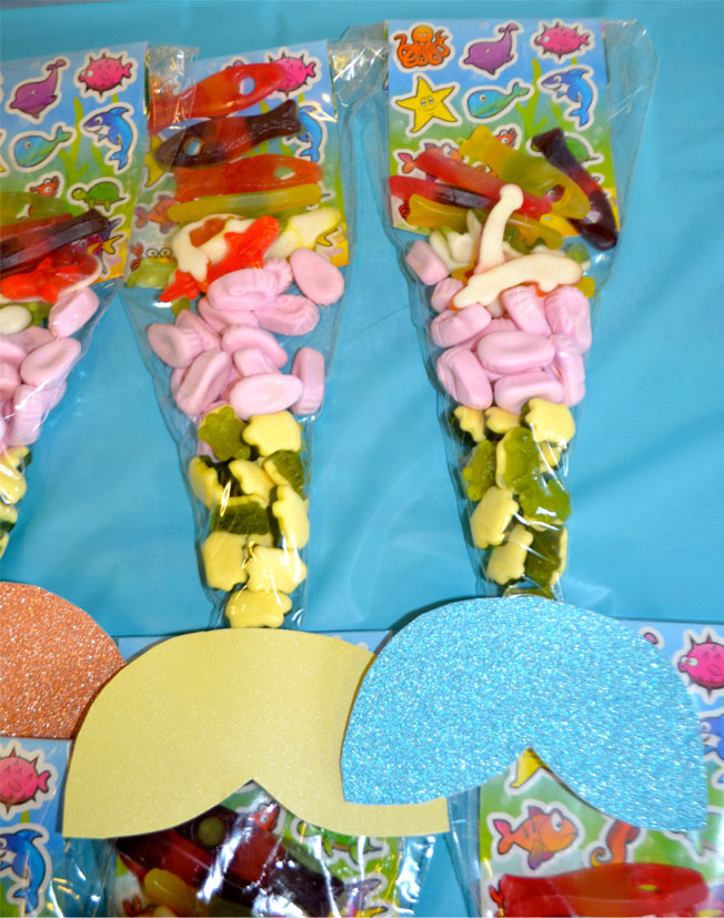 Under The Sea Party - Party Favours
