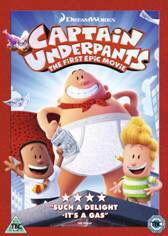 Captain Underpants: The First Epic Movie Review & Giveaway