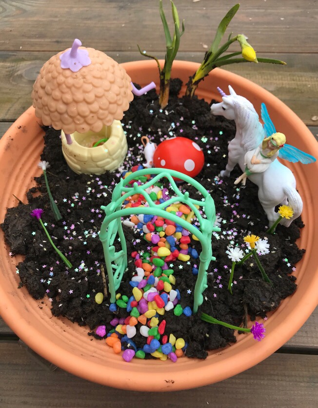 Our Unicorn Garden