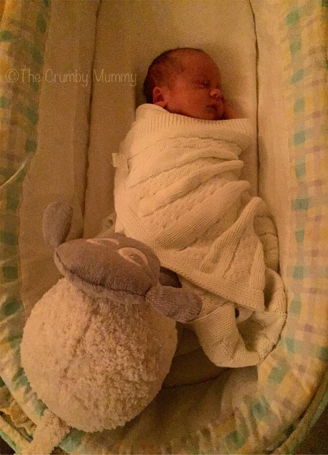 Chasing A Good Night's Sleep For You & Your Baby